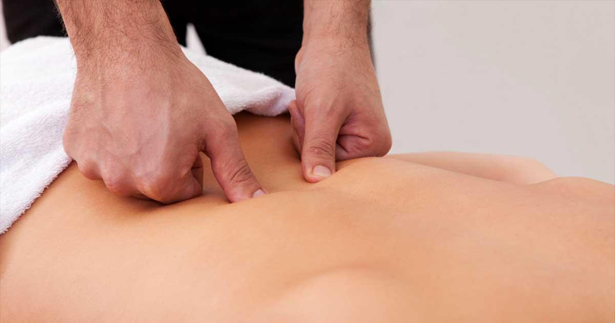 Shiatzu masaža