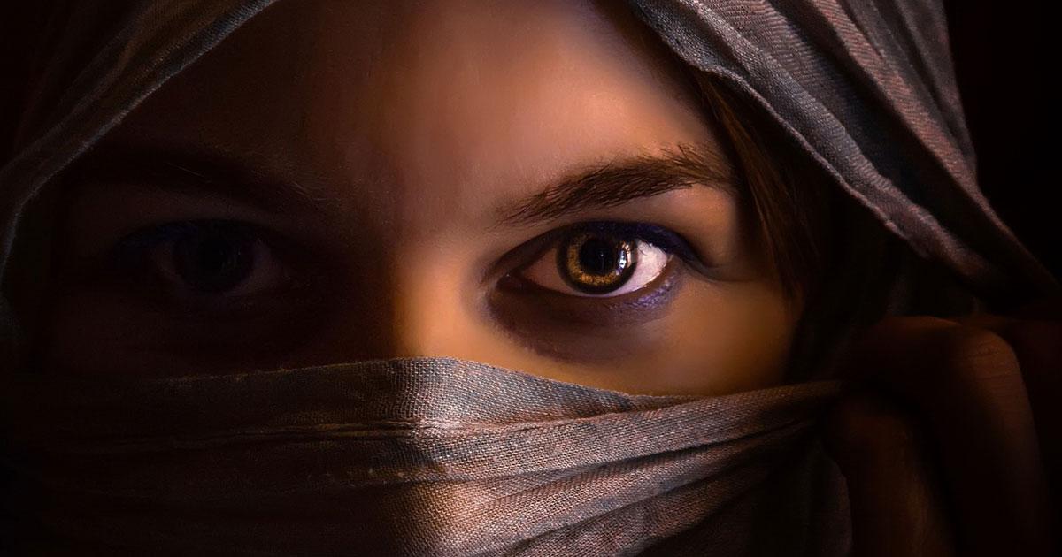 Anonimna žena