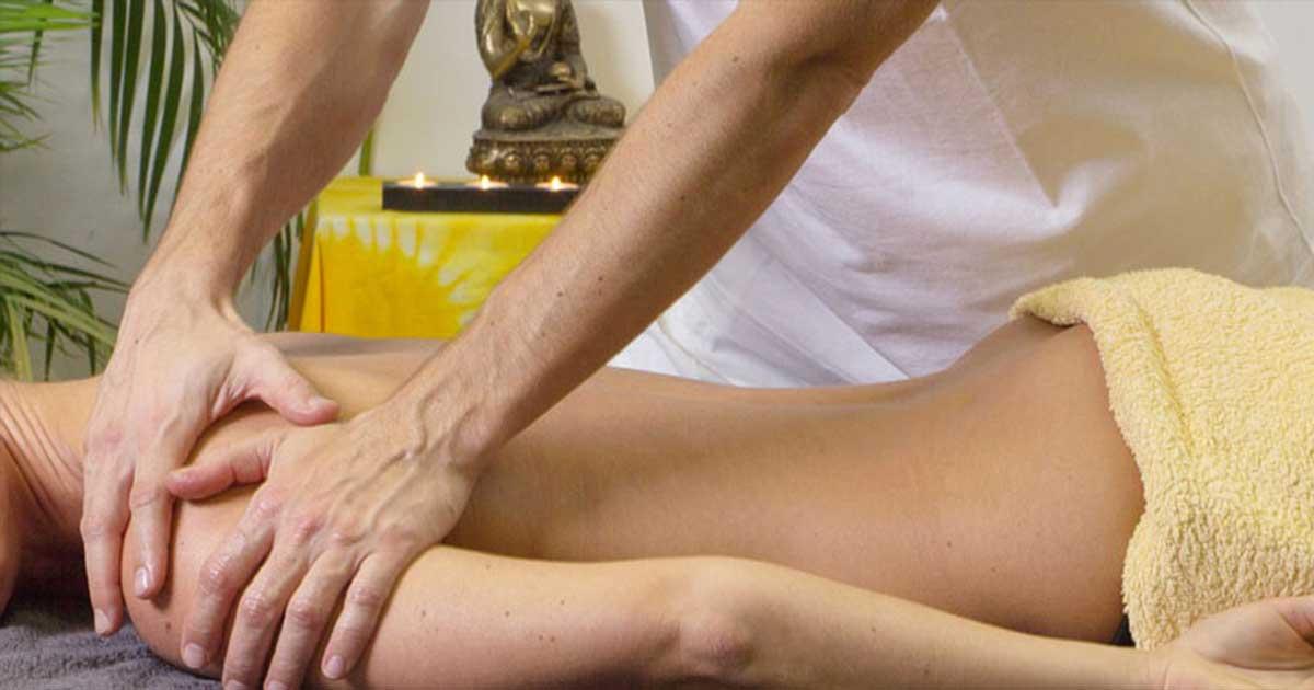 Vrste masaža